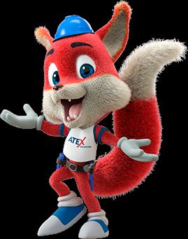 Mascote ATEX Telecom