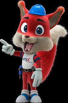 ATEX Telecom Mascote